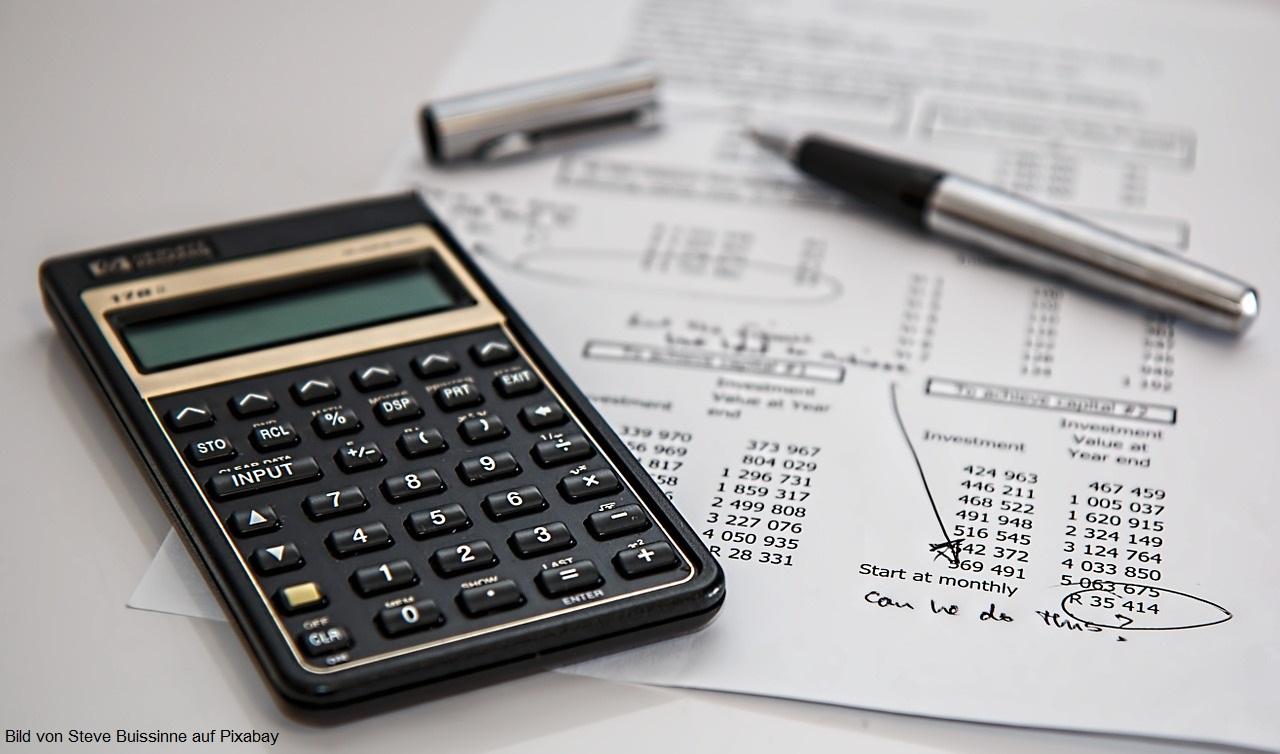 Finanzberechnungen