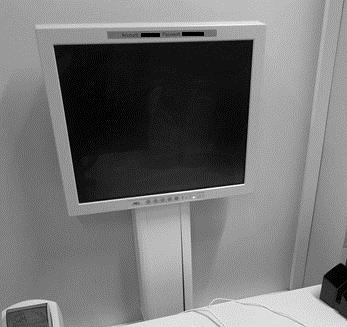 Krankenhaus Monitor